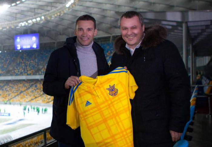 Persha privatna brovarnya stala novyim sponsorom sbornoy Ukrainyi po futbolu vmesto SAN InBev Ukraina