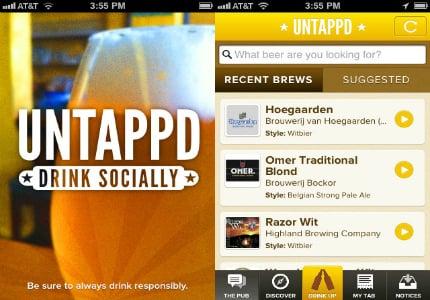 Карта лучших пивоварен в мире по версии Untappd