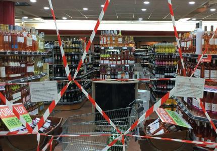 Законопроект №3149 разрешит местным органам самоуправления самостоятельно ограничивать продажу алкоголя