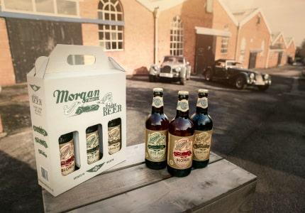 Пивная коллекция Morgan Ale