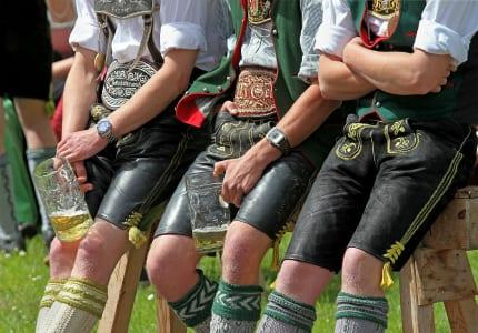 Потребление пива в Германии