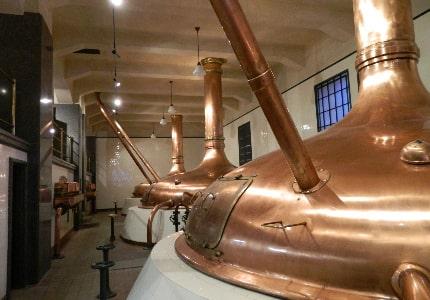 Производство пива в январе 2017