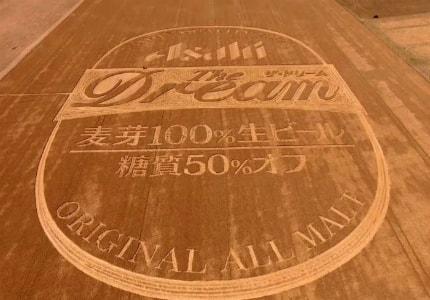 Советские Герои спорта в рекламе пива японской Asahi