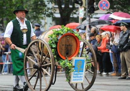 производство пива в Германии