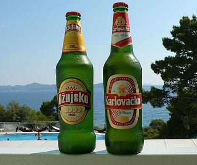 Пиво в Хорватии