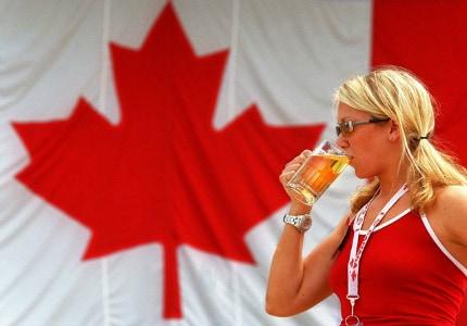 алкоголь в Канаде