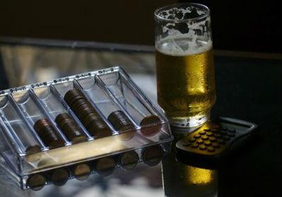 Акцизные марки на пиво