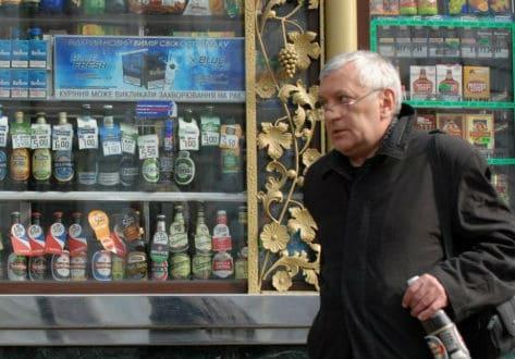Kievsovet snova hochet zapretit prodazhu piva v MAFah