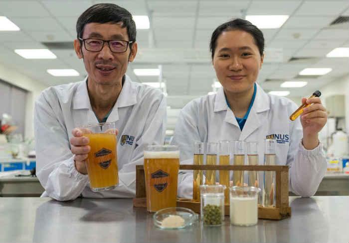 Полезное пиво с пробиотиками