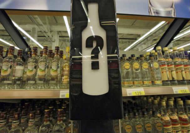 Теневой рынок алкоголя