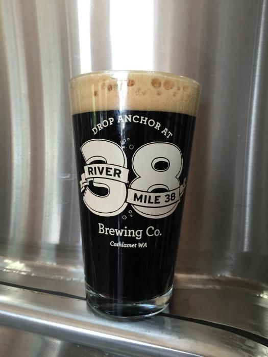Ричард Эриксон, управляющий партнер River Mile 38 Brewing Co.