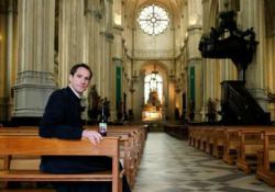 В Брюсселе храм начал пиво чтобы избежать сноса