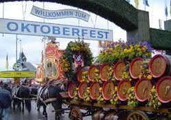 Oktoberfest i ego pivo