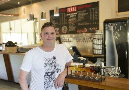 Крафтовая пивоварня Feral (Австралия)