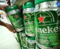 Heineken uvelichivaet ob'em prodazh piva
