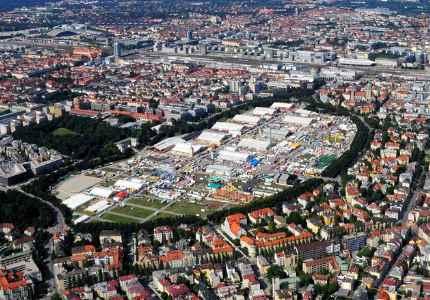 Oktoberfest Терезин луг