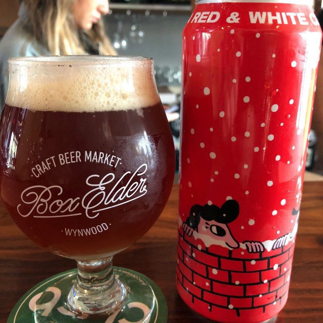 Mikkeller A Red & White Christmas 2017