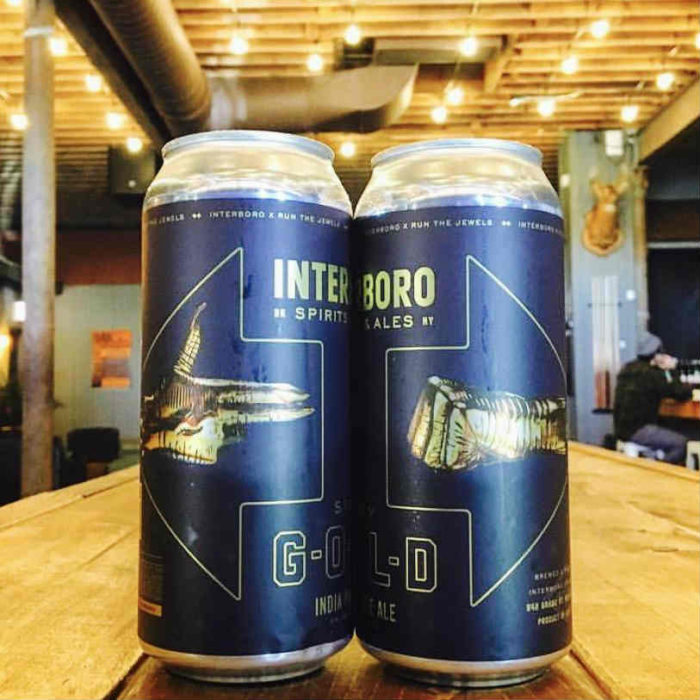 Burial Beer Co./Interboro Spirits & Ales