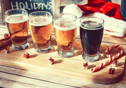 Рождественское пиво - это история и праздник в одном бокале