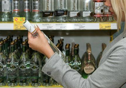 Минимальная розничная цена на алкогольные напитки