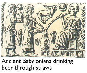 Пиво в Месопотамии и Вавилоне