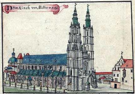 Пиво в истории человечества. Кафедральный собор Иоанна Крестителя