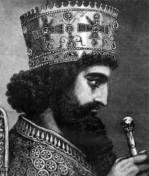 Царь Персии Кир