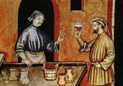 Пиво в истории. Средневековье
