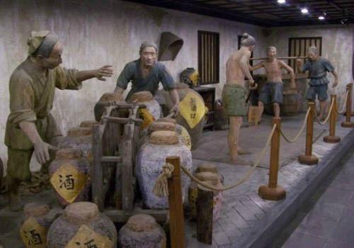 Пиво в Древнем Китае