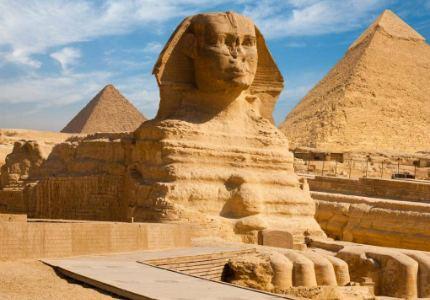 Пиво в истории. Египетские пирамиды