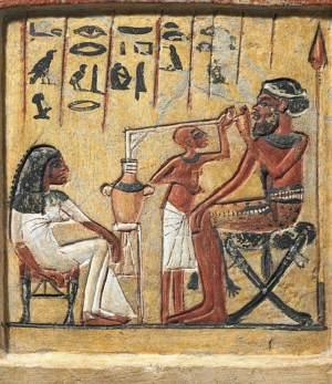 Пиво в истории. Египет