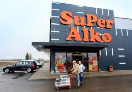 Магазин Super Alko