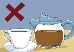 Кофе не способствует отрезвлению