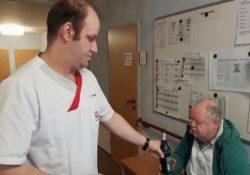 алкотерапия в доме престарелых в Германии