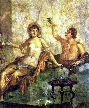 фалернское вино