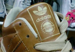Adidas подделка