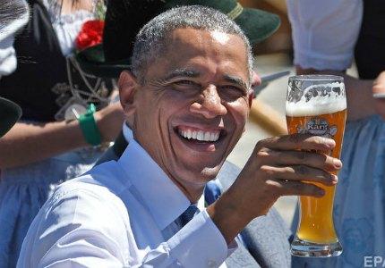 Американские президенты - любители пива