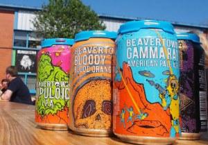 Крафтовые пивоварни Европы. Beavertown