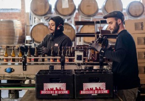 Крафтовые пивоварни Европы. Brasserie De La Senne