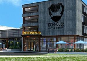 Пивоваренные заводы в Европе. BrewDog