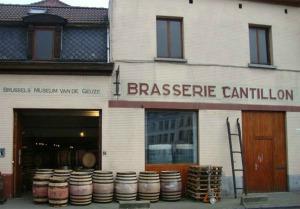 Пивоваренные заводы в Европе. Cantillion
