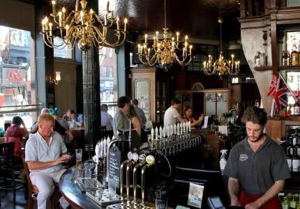 акциз на пиво в Британии