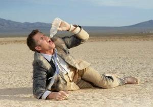 алкоголь обезвоживает организм