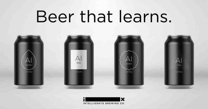 AI - пиво, сваренное с помощью искусственного интеллекта