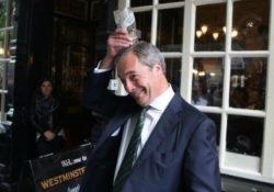 алкоголь в парламенте Британии