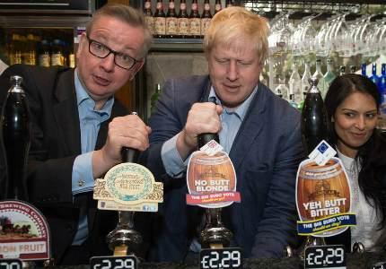 алкоголь в парламенте Великобритании