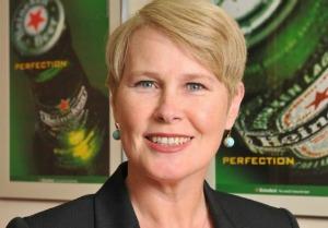Мэгги Тимони - генеральный директор Heineken USA
